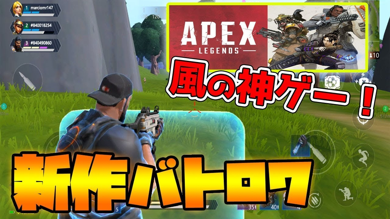 apex 映像